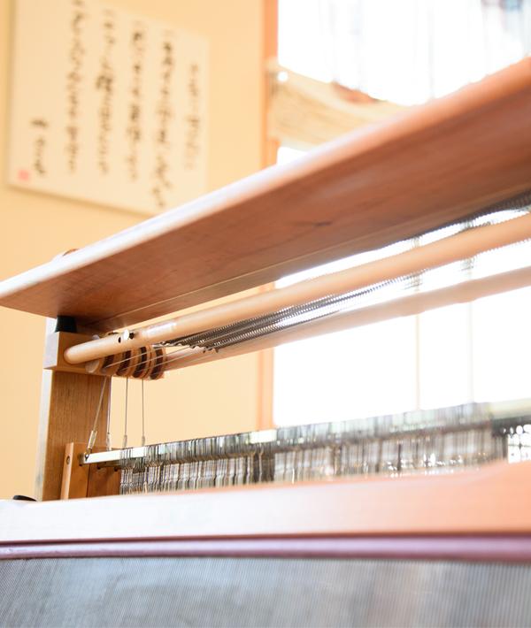 手織機SAORI 4枚組込みモデル