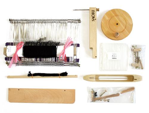 手織機SAORI piccolo40付属品