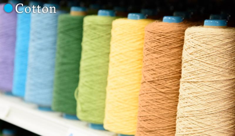 定番綿糸(太)