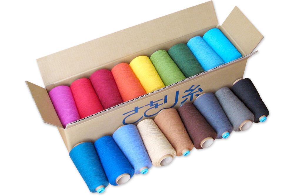 定番綿糸【太】セット